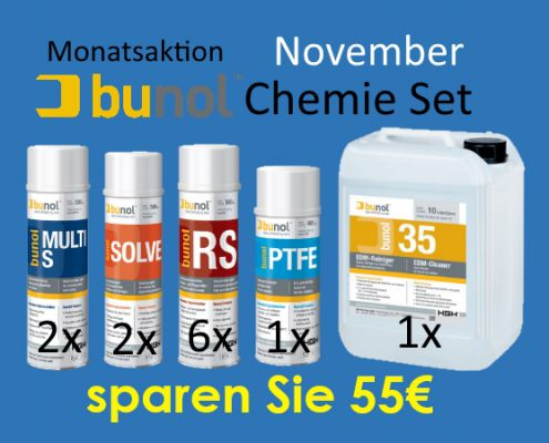 November Aktion: Bunol Chemie
